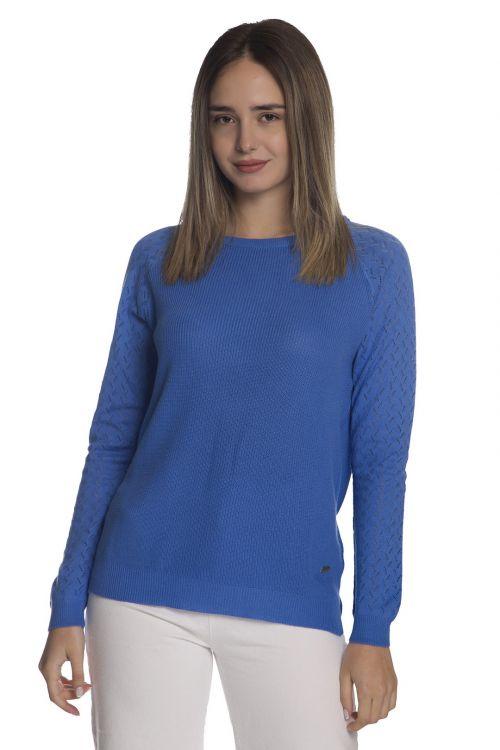 Μπλούζα  με οργανικό βαμβάκι-Σιελ1250