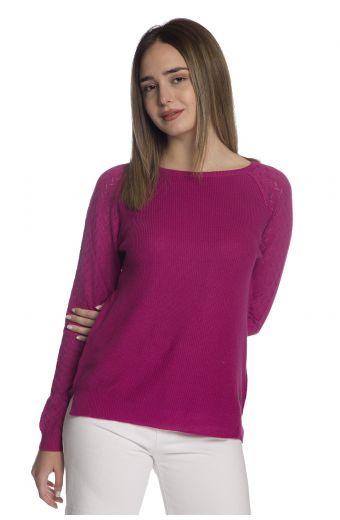 Μπλούζα  με οργανικό βαμβάκι-Φουξ1270