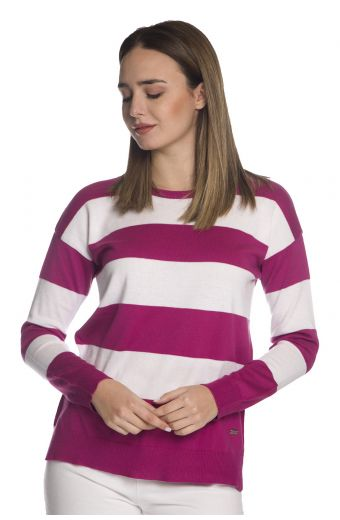 Μπλούζα  με οργανικό βαμβάκι- Φούξ1290