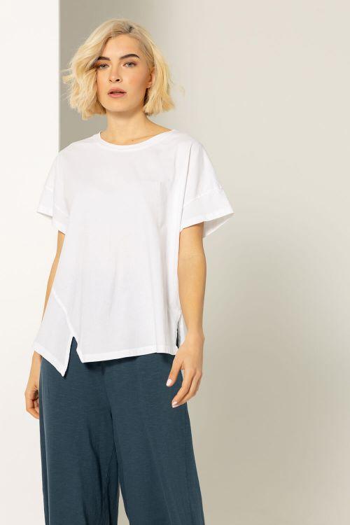 Μπλούζα -  Λευκή 722119