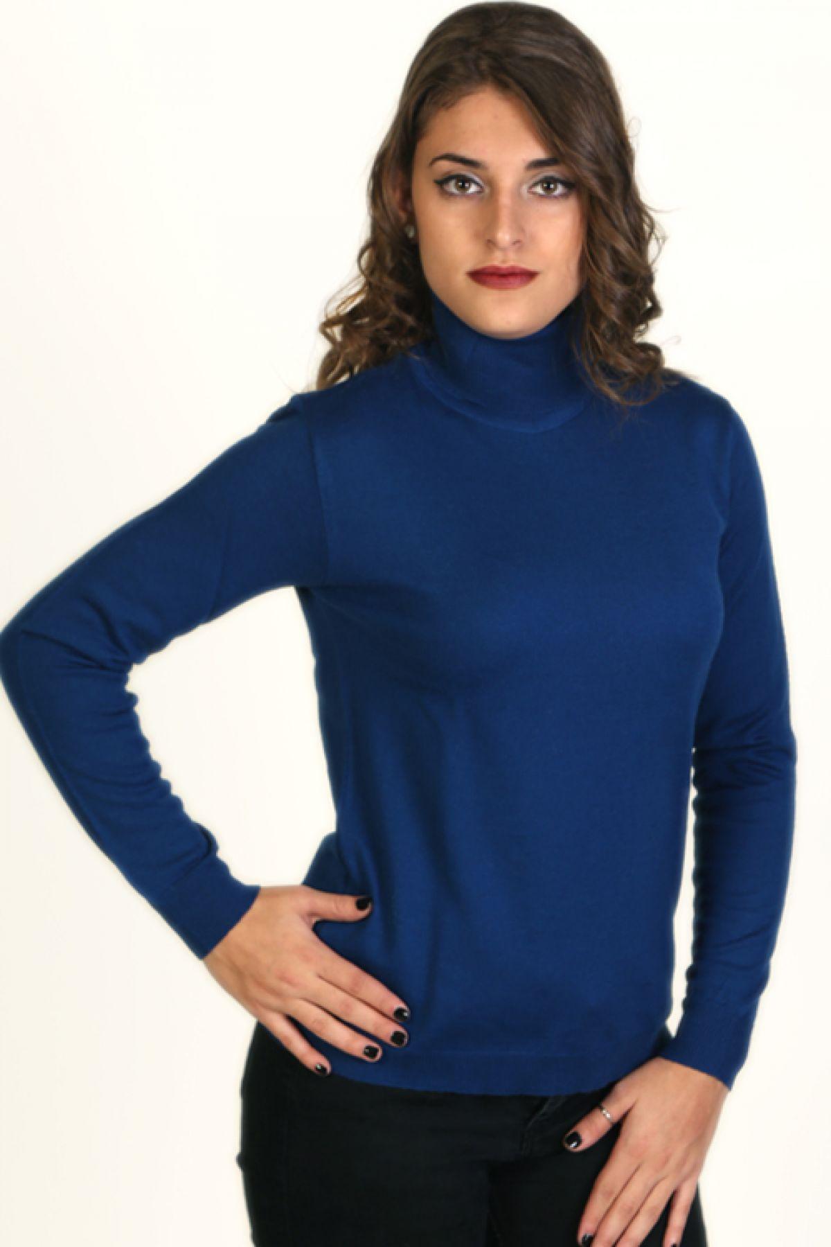 Μπλούζα ζιβάγκο - Μπλε ρουά 6106 fee994a395e